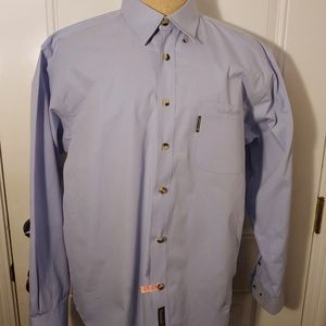 Timberland Button Down Shirt...size XL